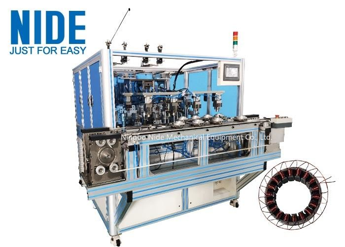 Fully Automatic Inverter Electric Motor Needel Winding machine